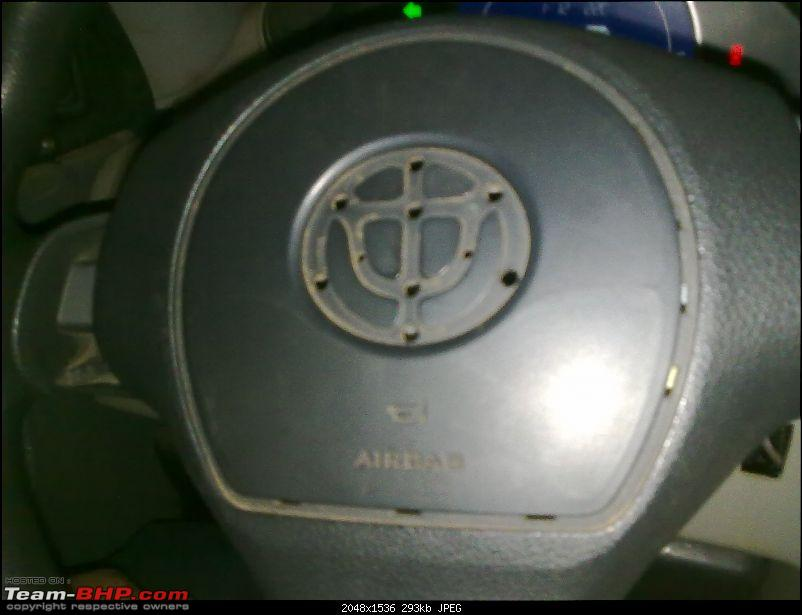 """SCOOP : Detailed Reva NXR pictures. UPDATE: Badged as the """"E2O""""-25052011679.jpg"""