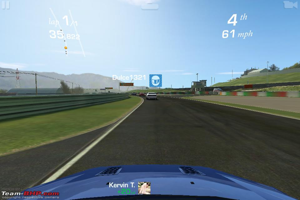 real racing 2 multiplayer android and iphone