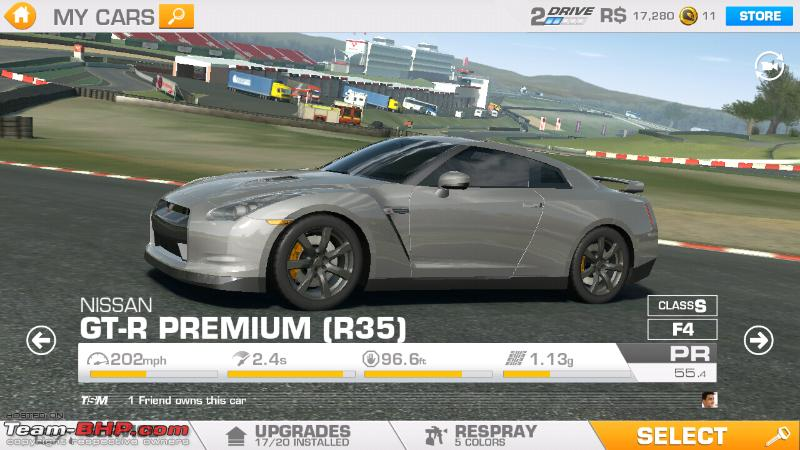 how to play real racing 3 multiplayer