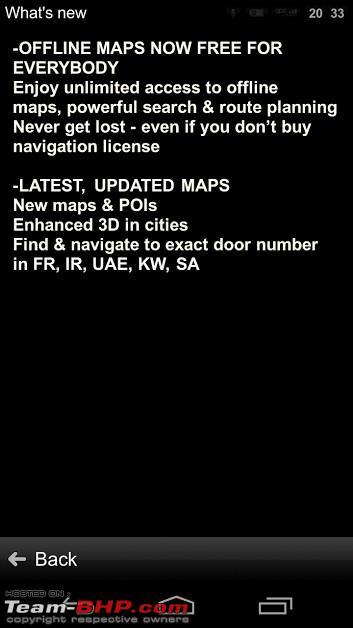 Sygic India GPS Navigation - Page 10 - Team-BHP