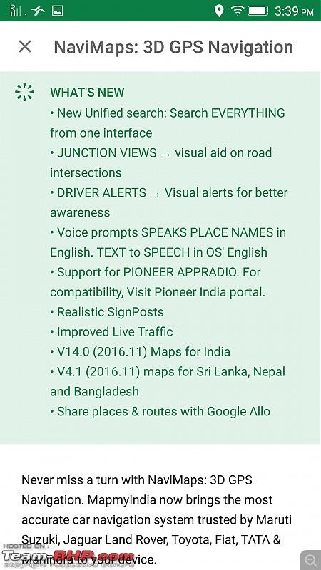 The GPS/Maps Discussion Thread (Dedicated Satnav, Smartphones, Tablets, etc)-screenshot_20170415153912334.jpeg