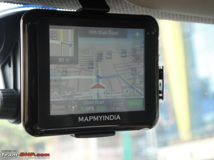 gps maps for india page 2 general discussions car forums carwale. Black Bedroom Furniture Sets. Home Design Ideas