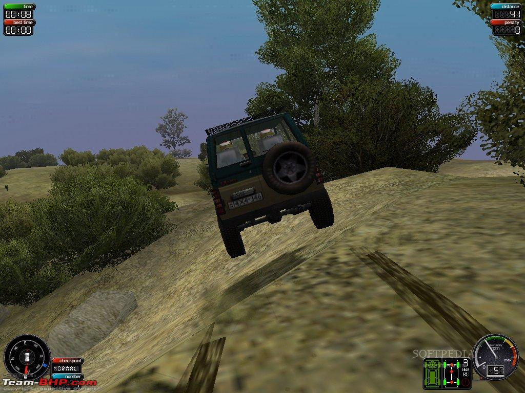 off road free roam games