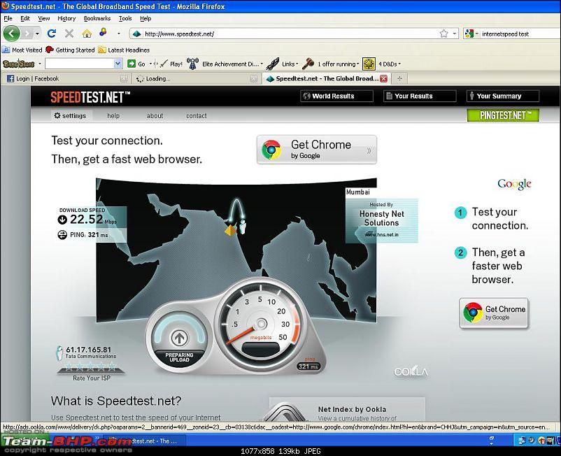 How Fast Is Your Internet Service Provider (ISP) connection?-speed1.jpg