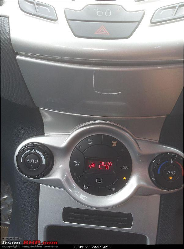 Pathetic EcoSport delivery (Shreeji Ford): Low coolant levels, charging over MRP etc.-20131008_132434.jpg