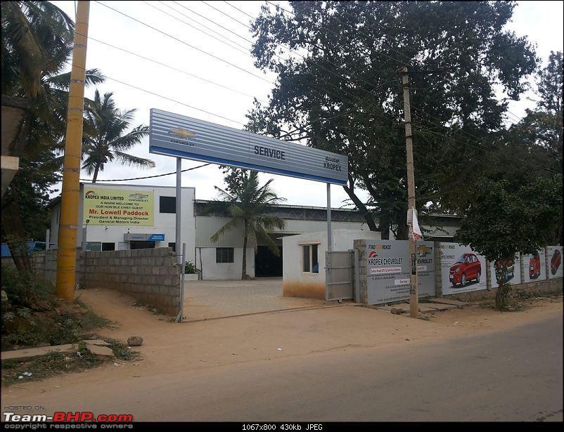 Kropex Chevrolet Service Center @ Marathahalli, Bangalore-20131213_123116.jpg