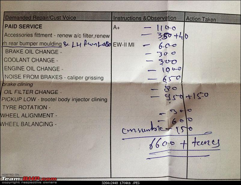 Maruti Service is cheap - A myth!-image-1.jpg