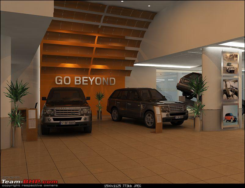 Tata's Jaguar-Landrover Showroom to be opened in Mumbai, Worli. EDIT : Now OPEN-5.jpg