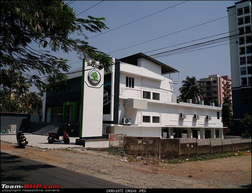 Marikar Skoda (Kochi) shuts down. EDIT: Manikantan Skoda coming up at Edappally-img_20160220_111837832.jpg