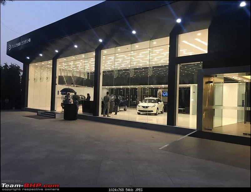 An excellent experience at Nexa, Ratu road - Ranchi-showroom-out2.jpg