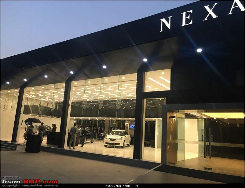 An excellent experience at Nexa, Ratu road - Ranchi-showroom-out1.jpg