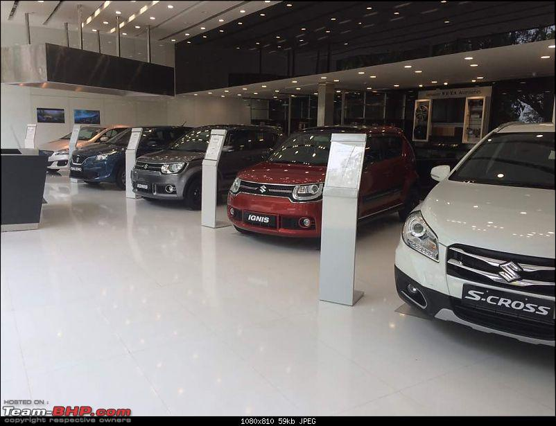 An excellent experience at Nexa, Ratu road - Ranchi-spacious-showroom-floor.jpg