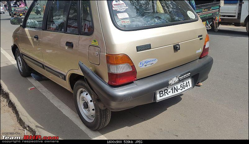 Maruti Service is cheap - A myth!-20150811_143542.jpg