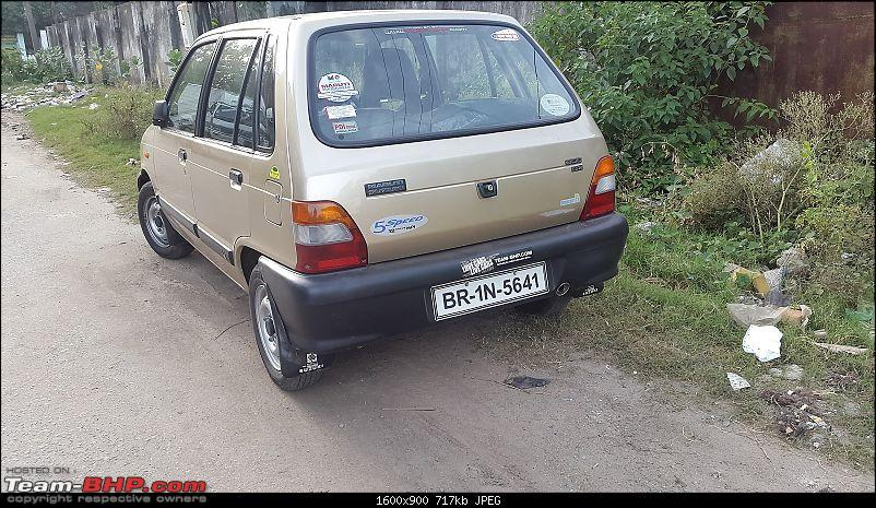 Maruti Service is cheap - A myth!-20150811_170639.jpg