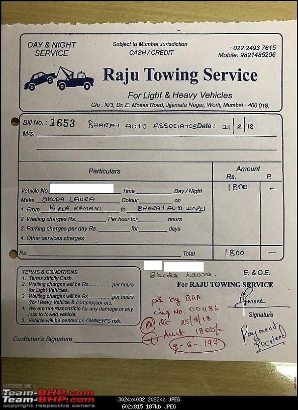 Quoted 1.68 lakhs by Autobahn Skoda; fixed for just 1,000 bucks-mh-43-3450-towing-bharat.jpg