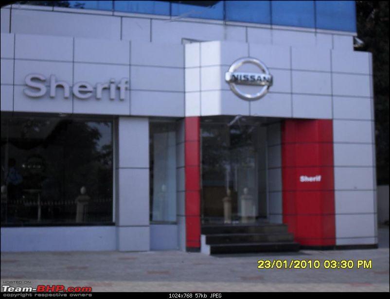 Nissan showroom in Velachery!-outside.jpg