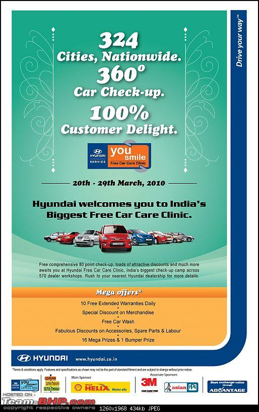 Hyundai Free Car Care Clinic - 20th to 29th March, 2010-18mar_new.jpg