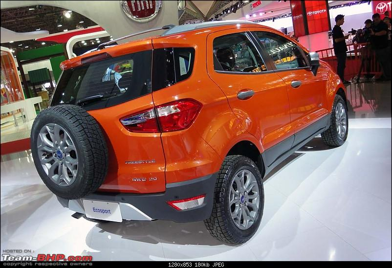 Ford EcoSport Preview @ Auto Expo 2012. EDIT : Indian Spy Pics on Pg. 33-fordecosport4wdrear.jpg