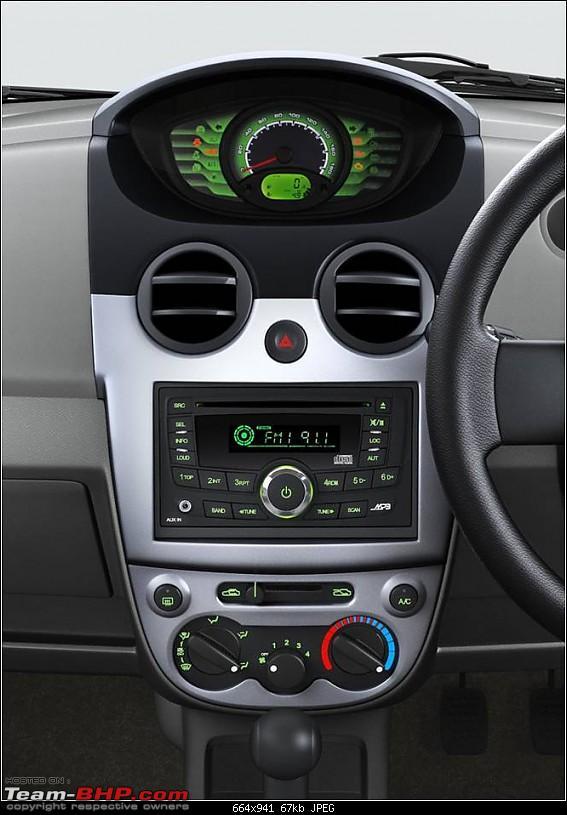 Chevrolet launches Spark Facelift @ 3.26 Lakhs-chevrolet-spark-9.jpg