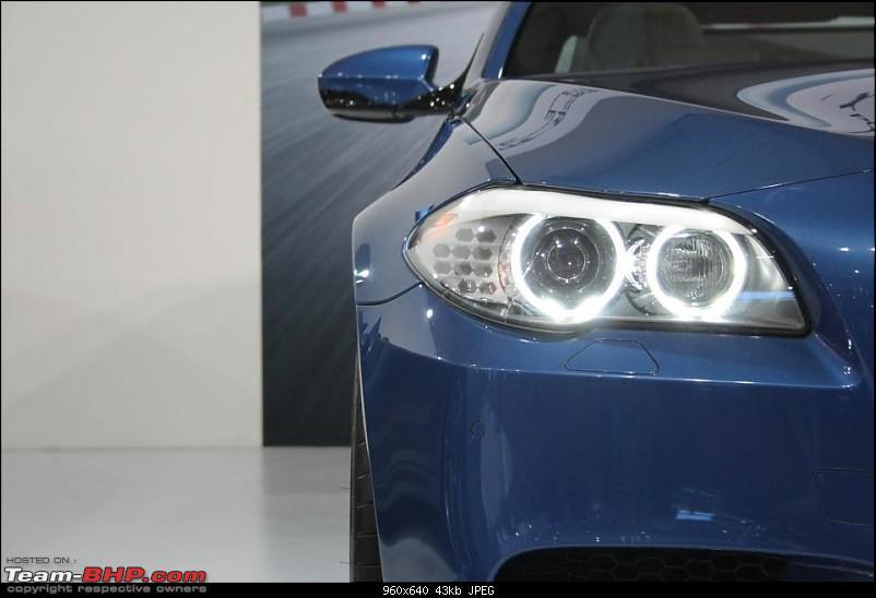 Report & Pics : 2012 Autocar Performance Show, Mumbai-bmw-m5.jpg