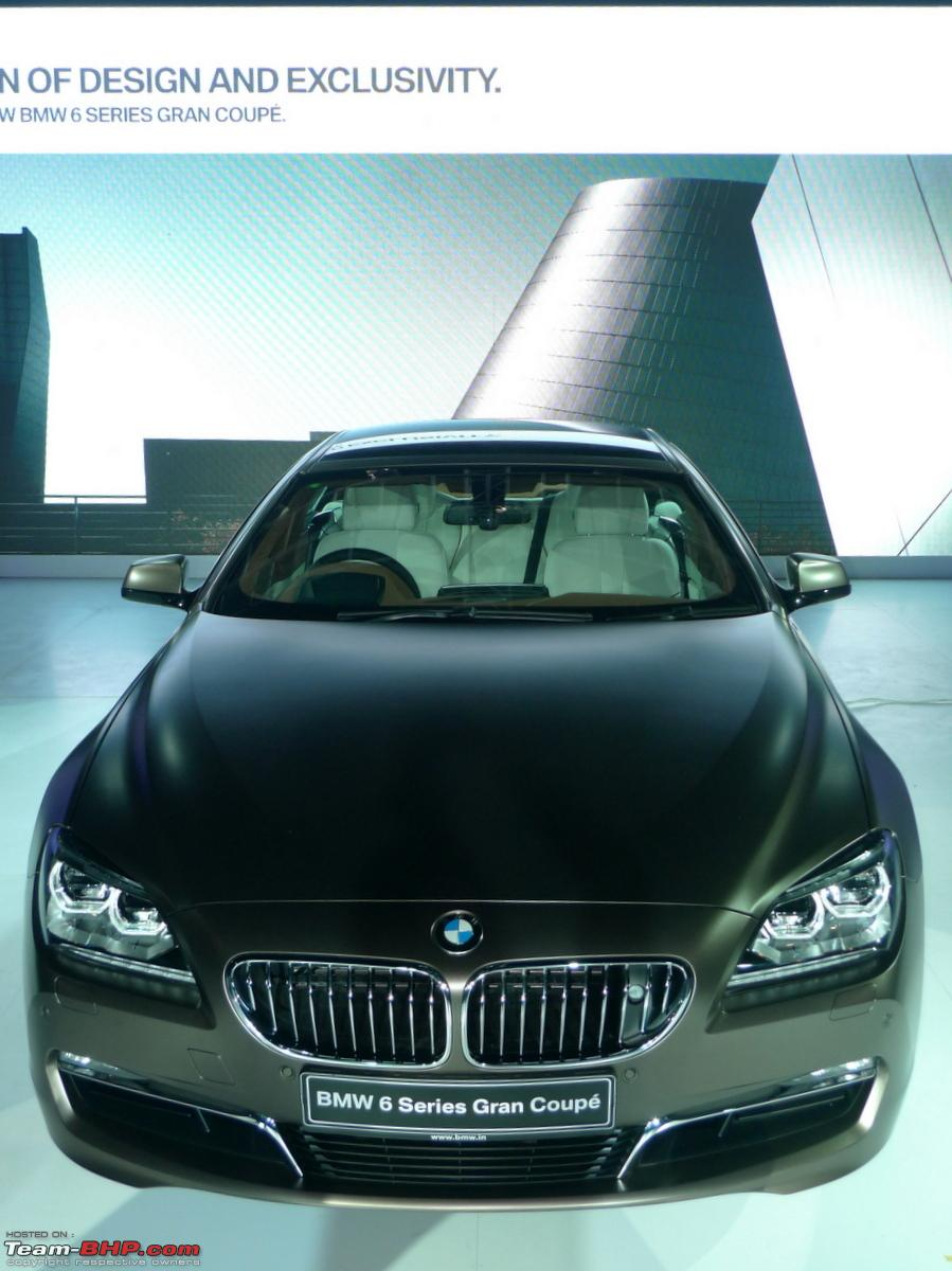 Bmw 640d Gran Coupe Launched 86 4 Lakhs Team Bhp