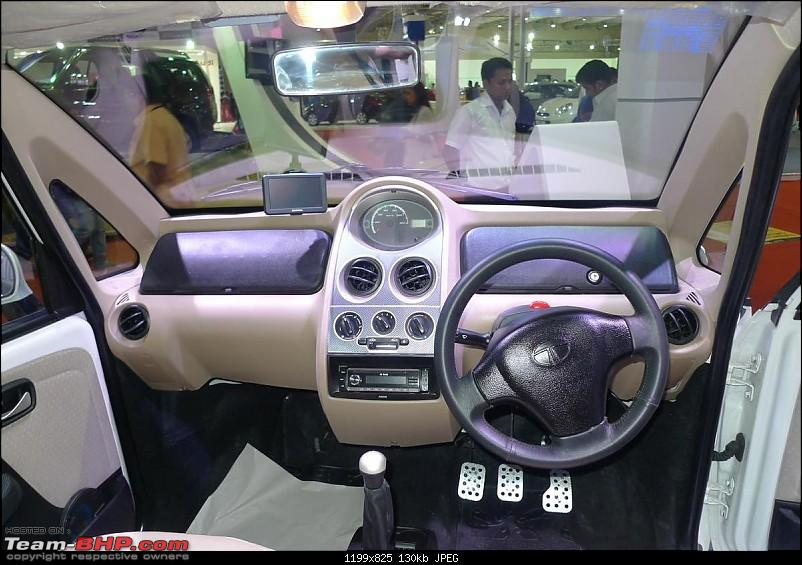 Tata Nano Special Edition for Diwali : More goodies, same price-gloveboxes.jpg