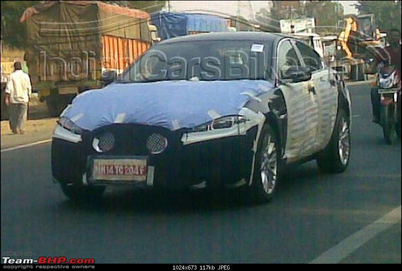 New Jaguar XF Diesel only 35 lakhs!-2012jaguarxfspyshot.jpg