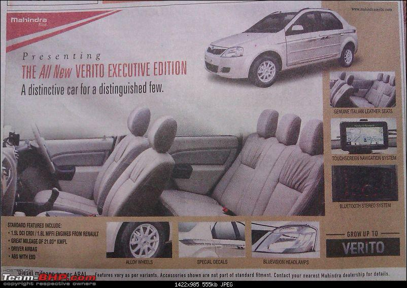 Mahindra Verito Executive Edition launched-imag0102.jpg
