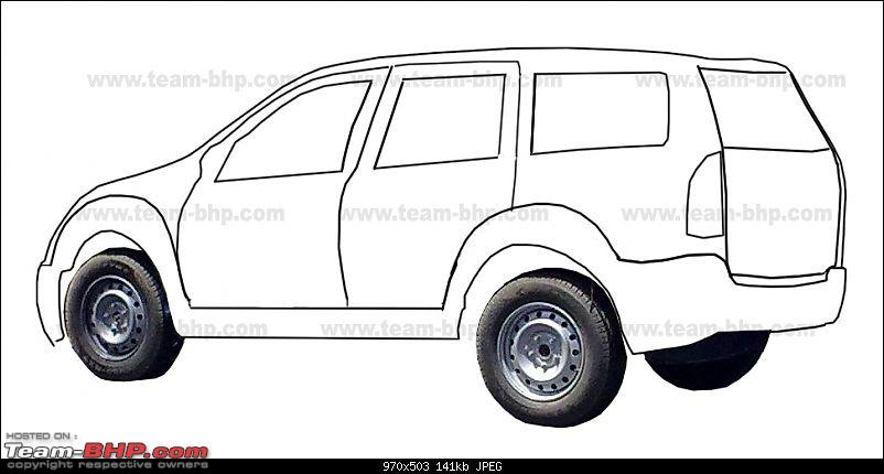 New Mahindra SUV for 2011 - Pics on Pg. 109 *UPDATE* XUV500 launched at 10.8 lakhs-sketch.jpg