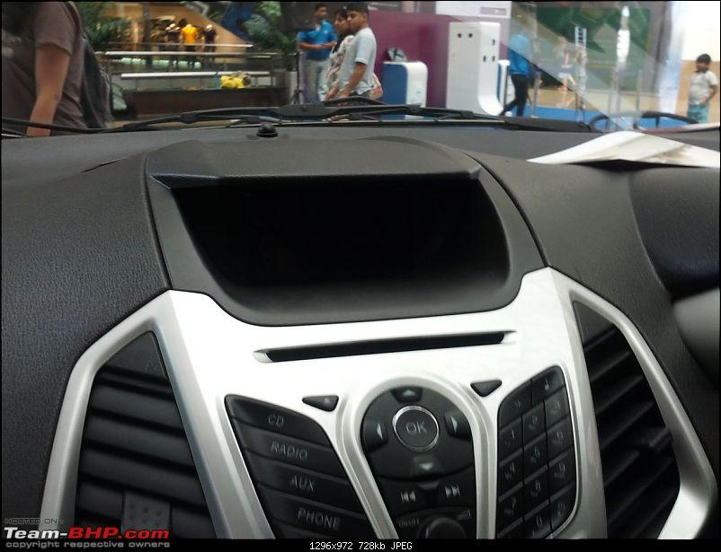 Ford EcoSport revealed with PICTURES : Inside & Out!-26.jpg