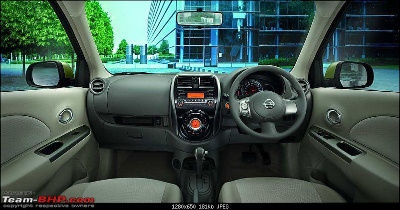 Nissan Micra facelift - Spotted in full skin. EDIT : Now in Pune!-console_center_5lowres.jpg