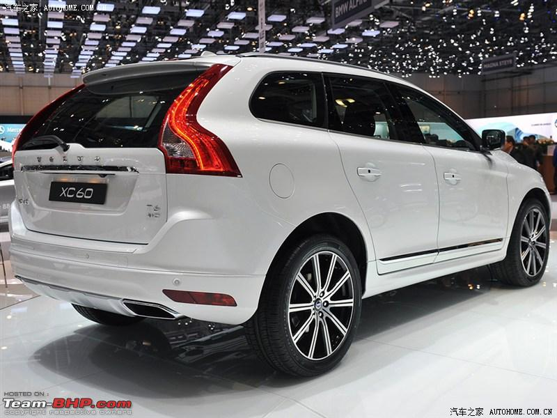 Volvo Cars considering local assembly in India  TeamBHP