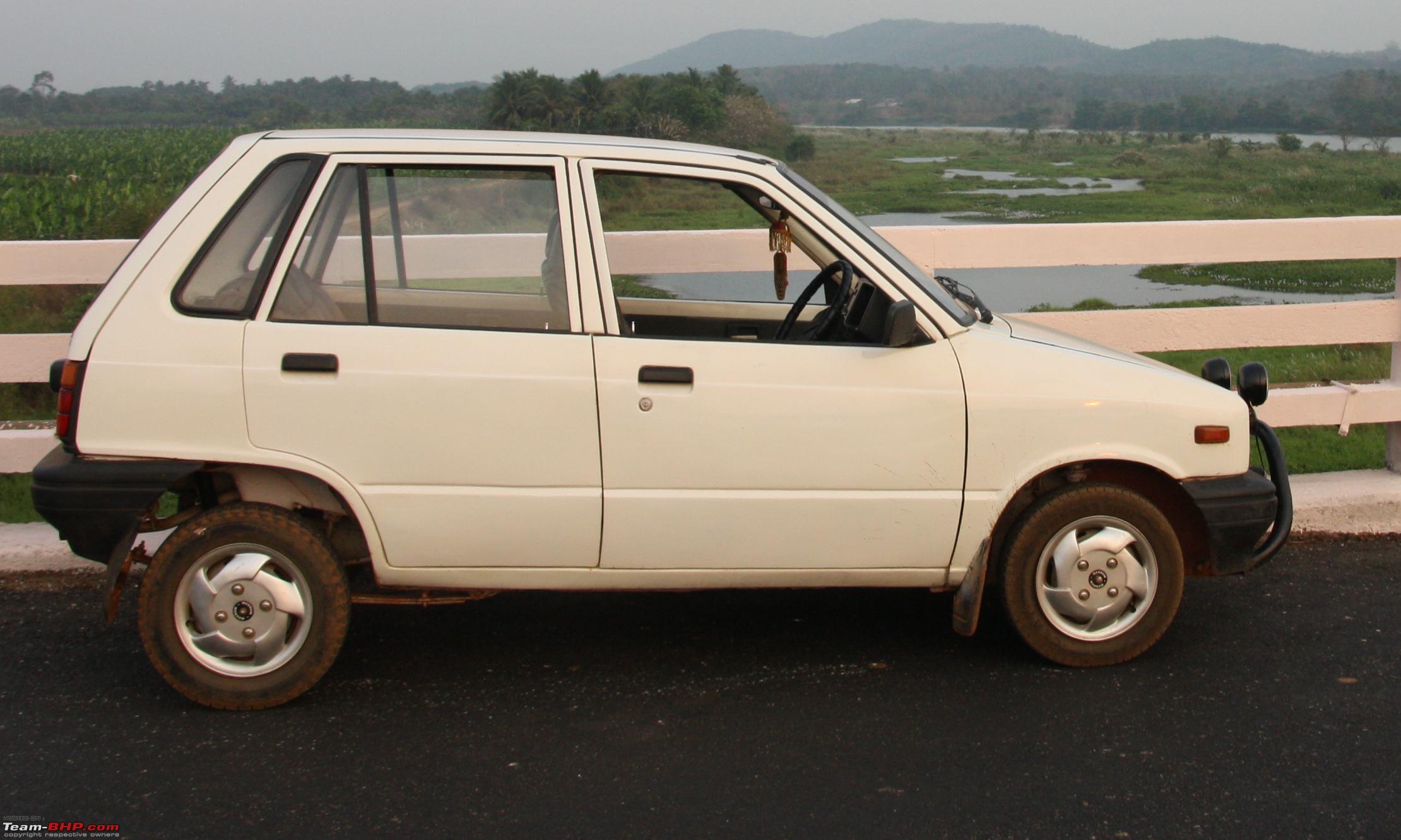 Maruti 800 Nostalgia (1984-1991)