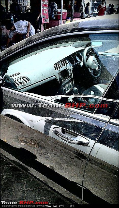 SCOOP : VW Golf Spotted Testing In Pune, India-3.jpg