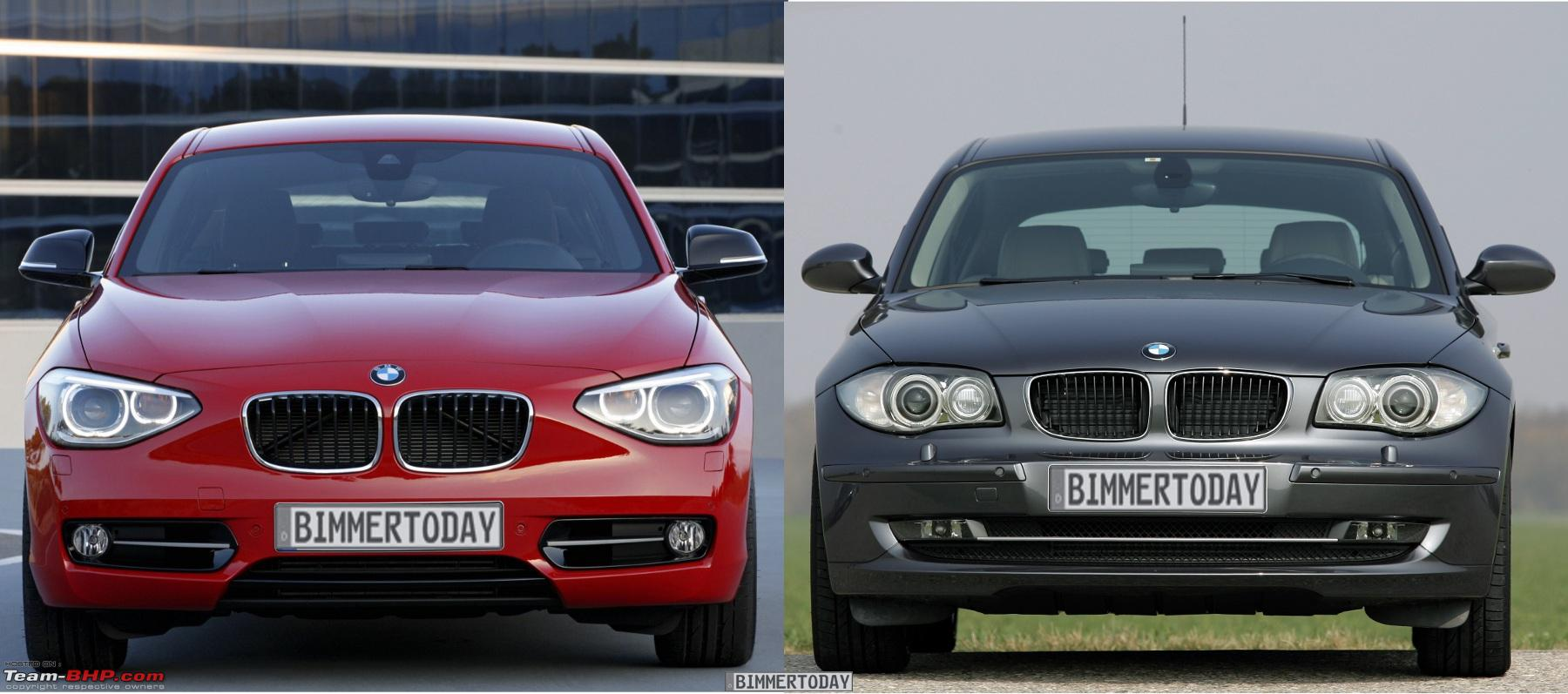 Bmw To Launch The 1 Series Later In 2013 Update Now Launched Page 2 Team Bhp