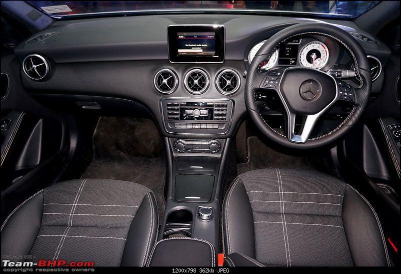 Mercedes A-Class Preview : Pictures & Details-class022.jpg