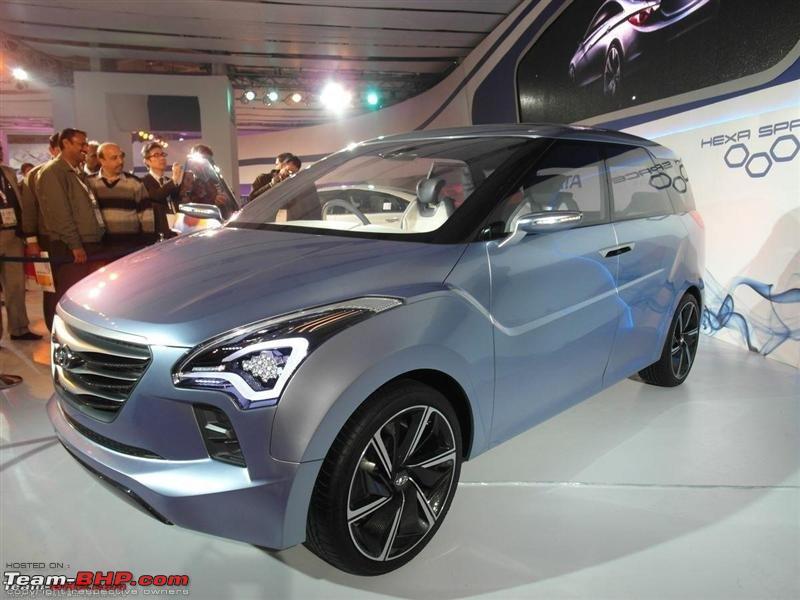 New 2015 SUV
