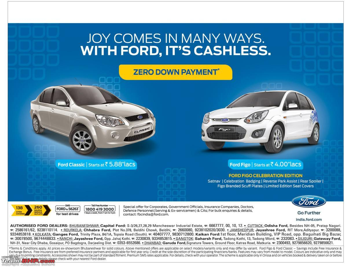 The new car price check thread track price changes for Ford motor company incentives