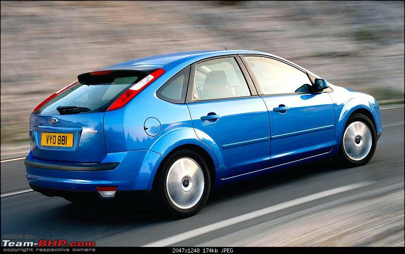 Mahindra to offer a Verito based hatchback called the 'Vibe'-fordfocuseurope2006.jpg
