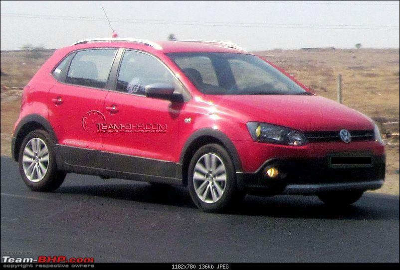 Volkswagen CrossPolo. EDIT : Now with Spy Pics!-volkswagen-polo-cross-spyshot-1.jpg