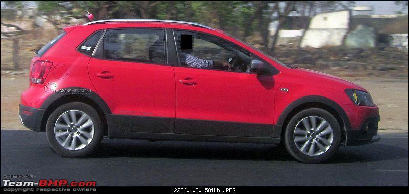 Volkswagen CrossPolo. EDIT : Now with Spy Pics!-volkswagen-polo-cross-spyshot-2.jpg