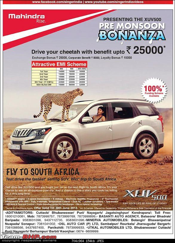"The ""NEW"" Car Price Check Thread - Track Price Changes, Discounts, Offers & Deals-xuv500_offer.jpg"
