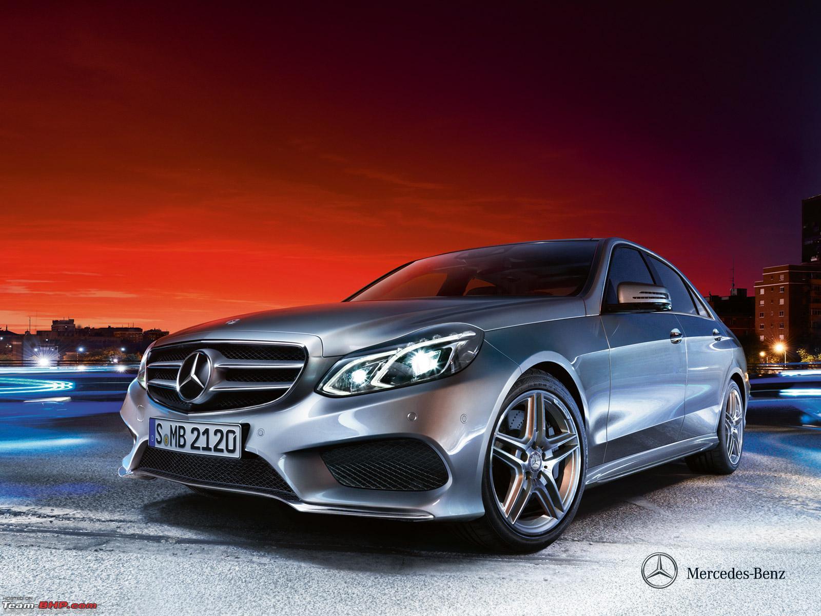 Mercedes benz india launches 2014 e class facelift team bhp for 2014 mercedes benz e