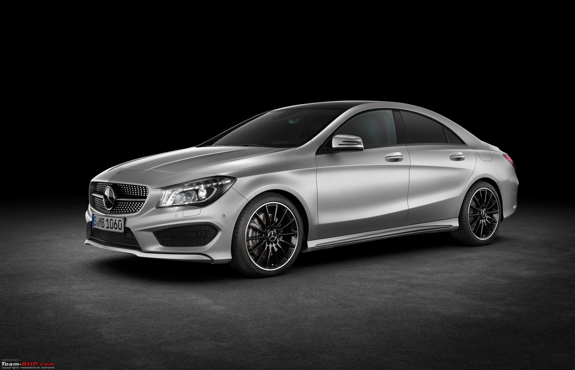 Mercedes benz could begin ckd assembly of a class b for 2014 mercedes benz cla class