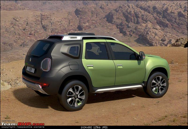 Rumour: Renault Duster to get extensive Facelift this year-2012renaultdcross-1.jpg