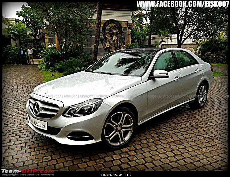 Mercedes Benz India launches 2014 E-Class Facelift-1043945_485388111544214_790322867_n.jpg