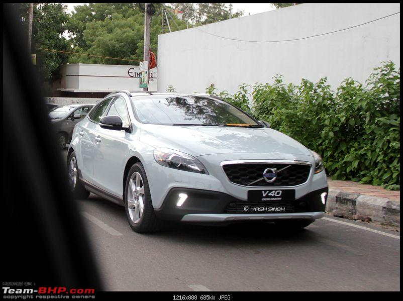 Volvo V40 Cross Country - India launch in 2013 *Update* - Now Launched-post.jpg