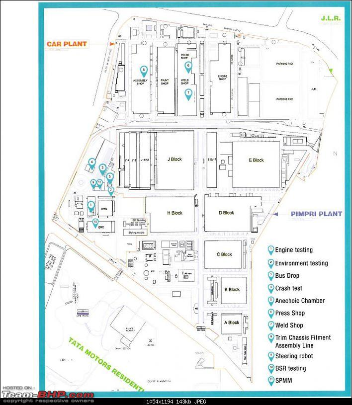 Tata Motors Plants In India on Factory Office Layout Floor Plan