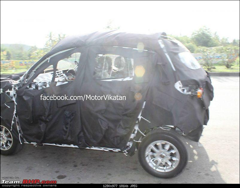 Scoop Pic! Mahindra's S101 Mini-SUV spotted-interiorofthemahindras101partiallyrevealed.jpg