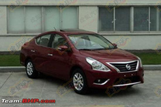 Name:  Nissan Sunny Sedan Facelift 1.jpg Views: 3485 Size:  36.4 KB